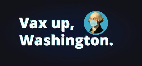 vax up washington