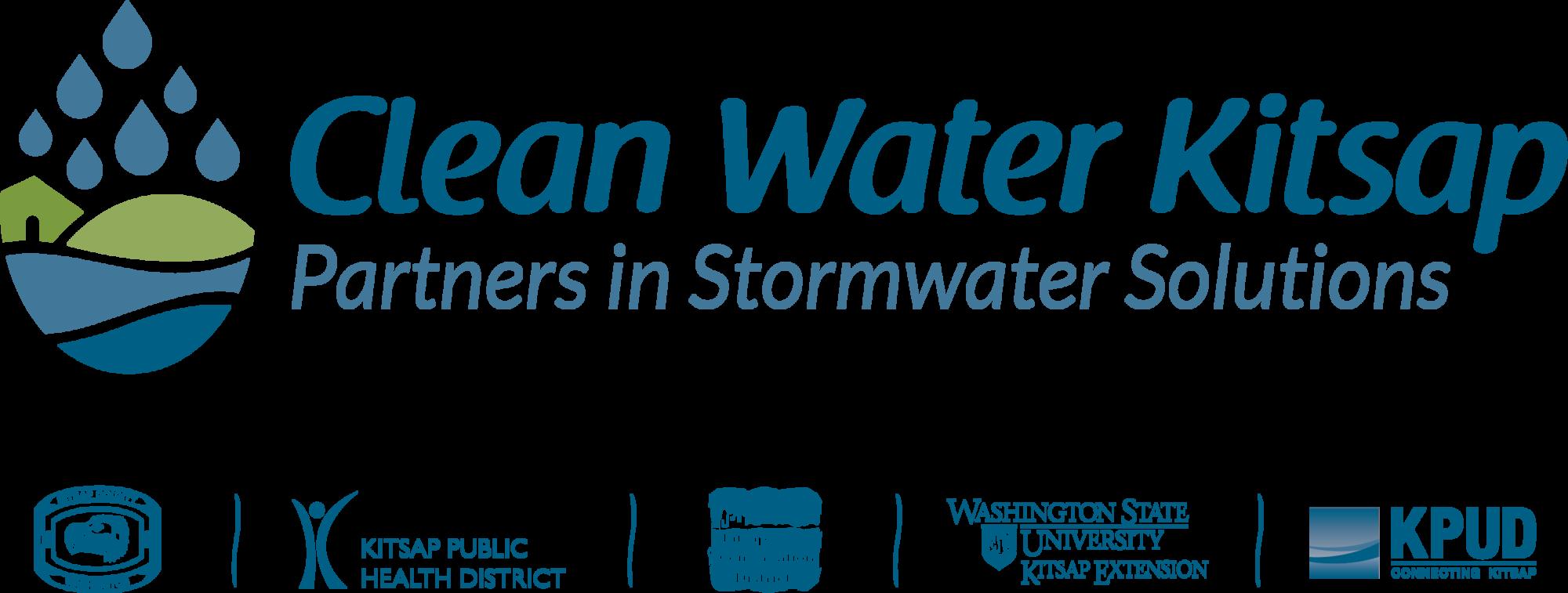 Clean Water Kitsap logo