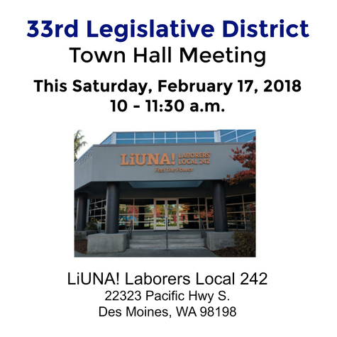33rd town hall