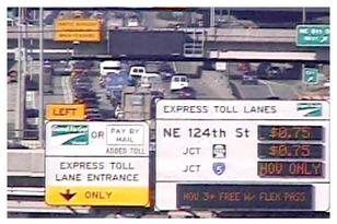 toll lanes 405