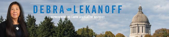 Debra Lekanoff banner