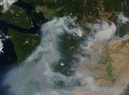 NW fires