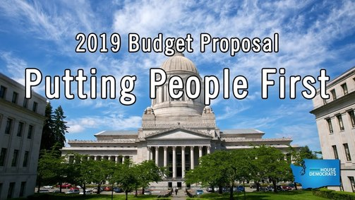 2019 Putting People First budget video