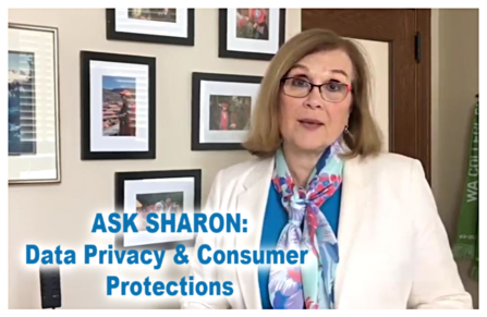 Ask Sharon data privacy