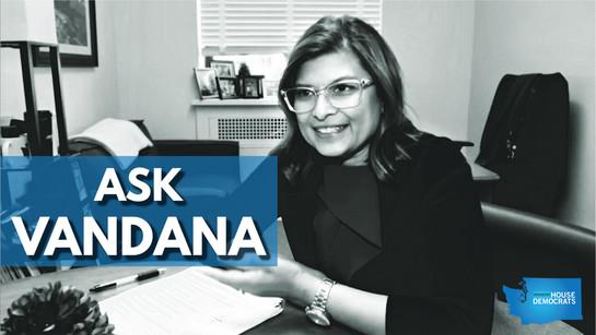 Ask Vandana Cover