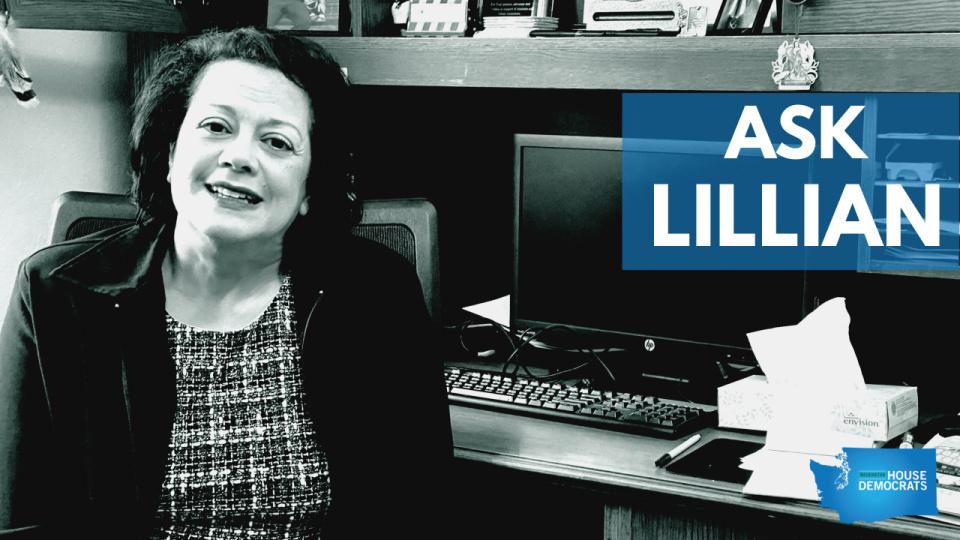 Ask Lillian 2021