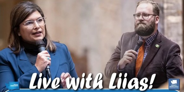 Live with Liias