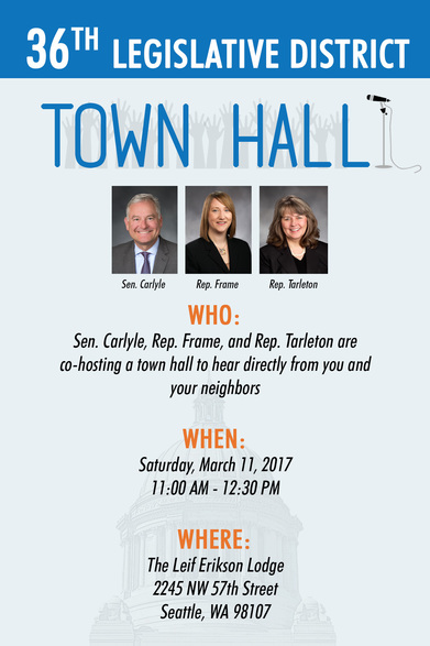 town hall 36th 2017