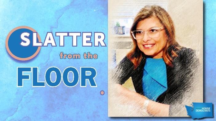 Slatter from the Floor cover