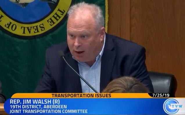 Rep. Jim Walsh