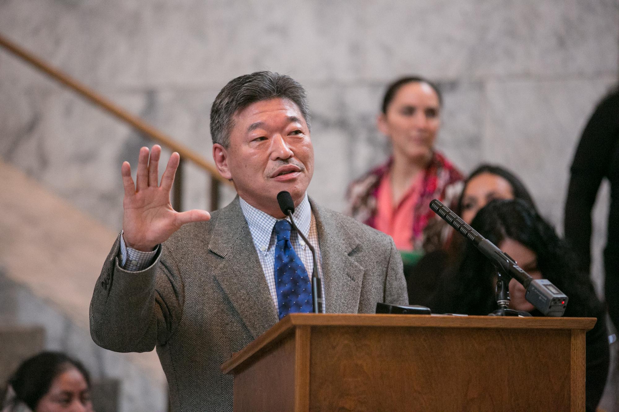 Hasegawa speaking 2017