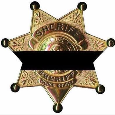 mourning a sheriff