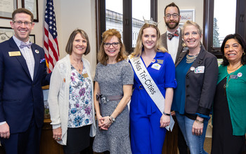 Miss Tri-Cities and Arts and Heritage Day