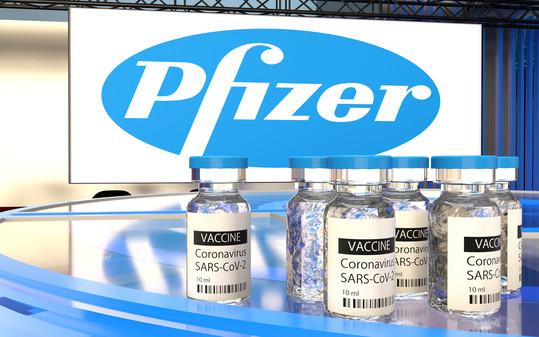 Pfizer vaccine image #2