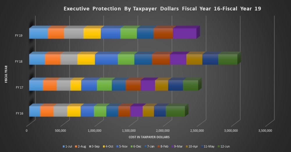 Exec Protection Expenses