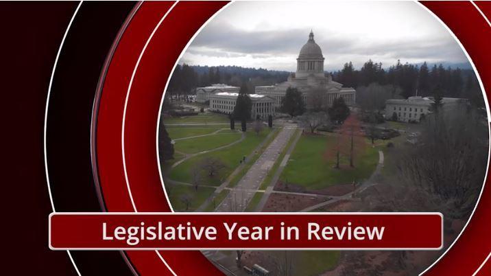 Legislative year in Review