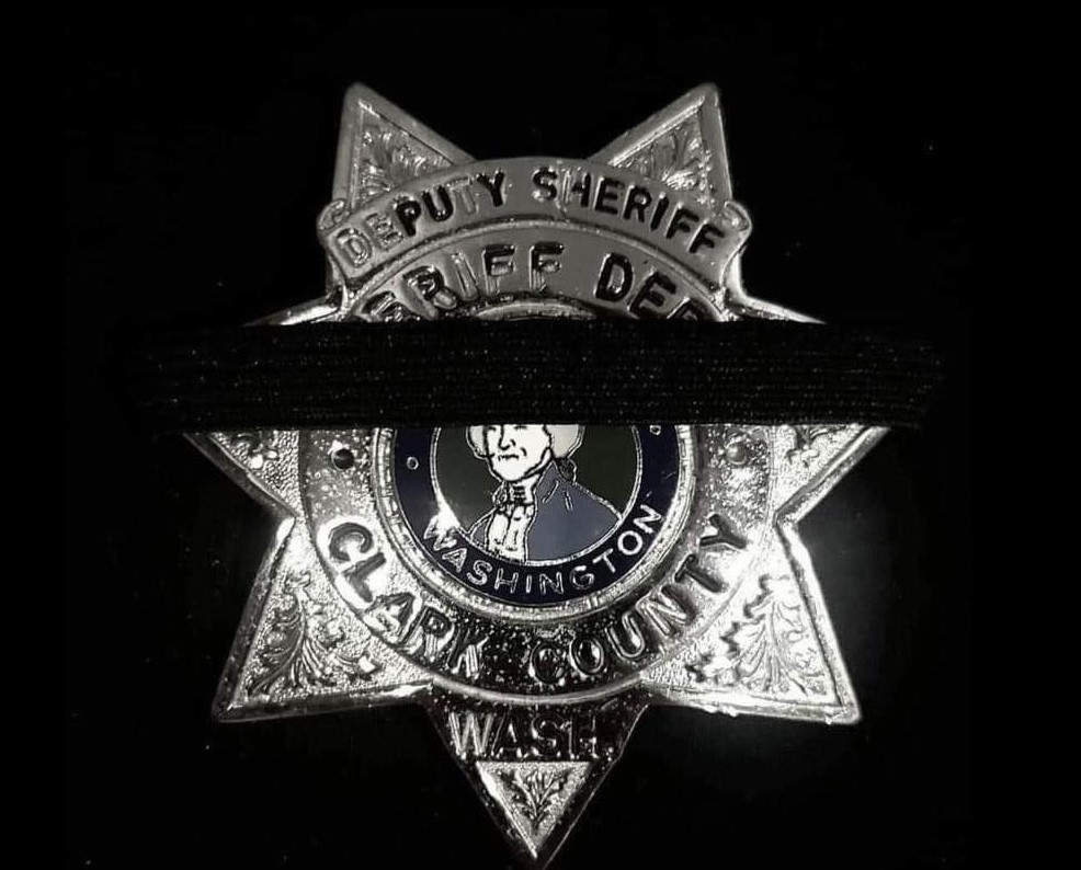 black band badge