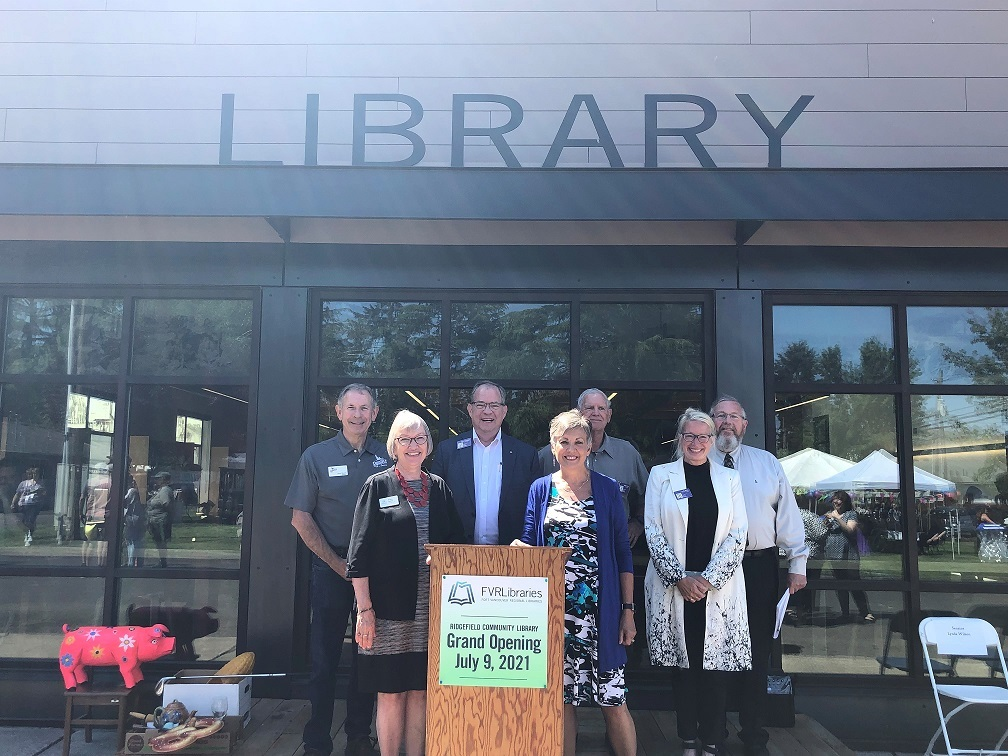 Ridgefield library