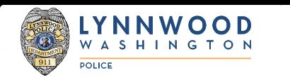 Lynnwood Washington Police