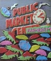 Jerry Steffen - Farmers Market - (167x200)