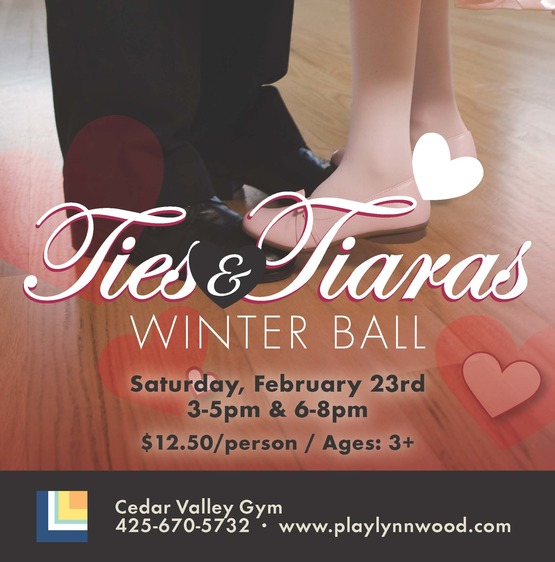Ties & Tiaras Winter Ball 2019