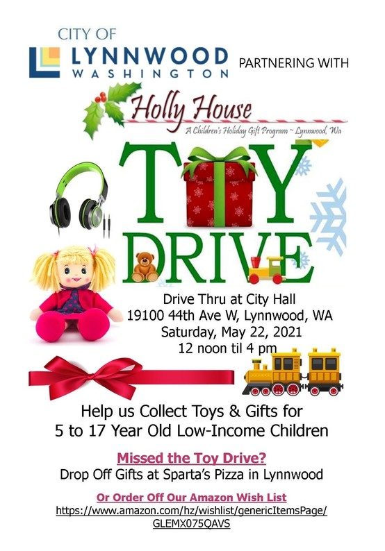 holly house toy drive