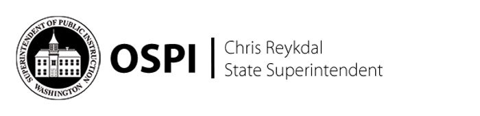 Logo with state superintendent