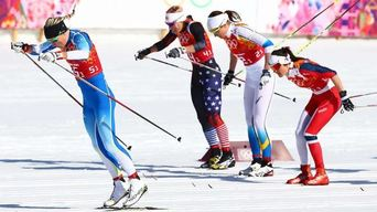 women xc ski