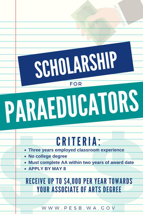 para scholarship