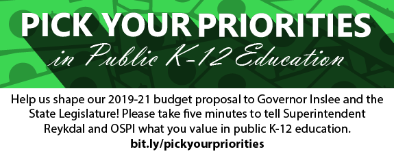 Pick Your Priorities in Public K-12 Education Footer
