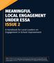 Meaningful Local Engagement Under ESSA, Issue 2