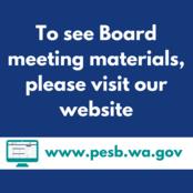 board mtg materials