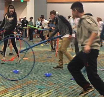 hoop activity