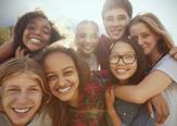 adolescent checkup picture