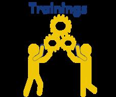 trainings icons