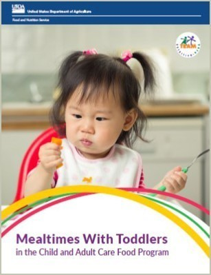 Mealtimes with Toddlers Resource