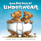 Book cover for One Big Pair of Underwear
