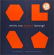 cover of the book Which One Doesn't Belong