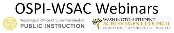 OSPI WSAC logos