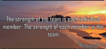 Hope Quote by Phil Jackson