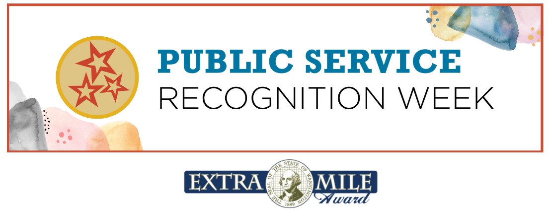Washington State Extra Mile Award
