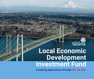 Local Economic Development Investment Fund graphic