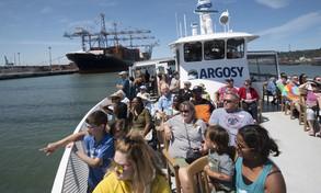 Port of Tacoma boat tours