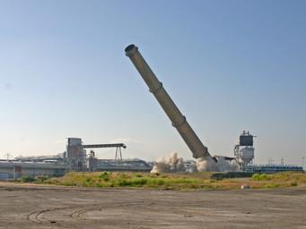 Kaiser smokestack
