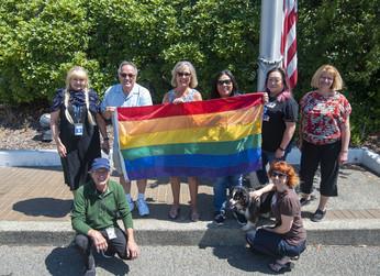 2021 Pride Flag