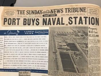 Front-page news