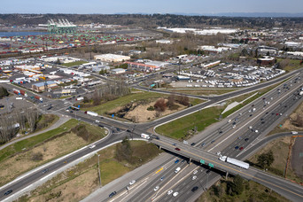 Port of Tacoma Road