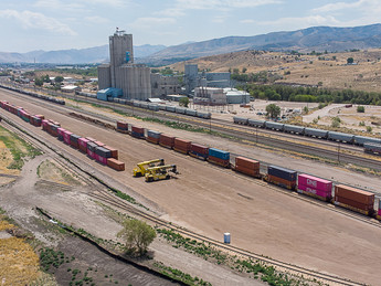 New Pocatellorailport