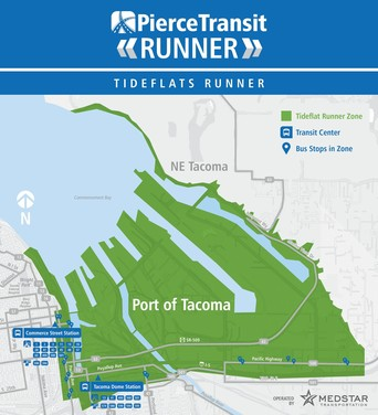 Pierce Transit Runner
