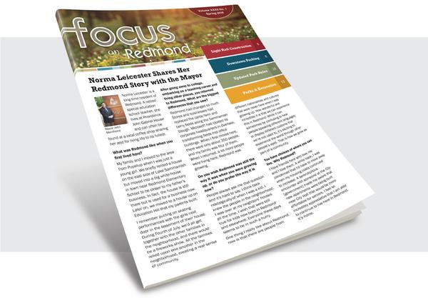 Focus Magazine - Spring 2018